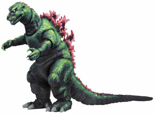 NECA 1956 Godzilla King of Monsters Godzilla Action Figure [Movie Poster Version]
