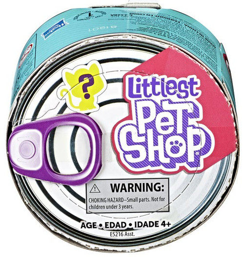 Littlest Pet Shop Series 2 Hungry Pets Mystery Pack