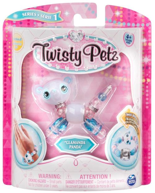 Twisty Petz Series 1 Glamanda Panda Bracelet
