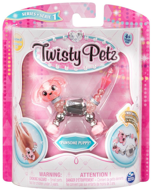 Twisty Petz Pawsome Puppy Bracelet