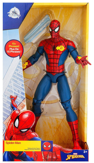 Disney Spider-Man Exclusive Talking Action Figure [2018]