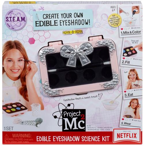 Project MC2 Edible Eyeshadow Science Kit