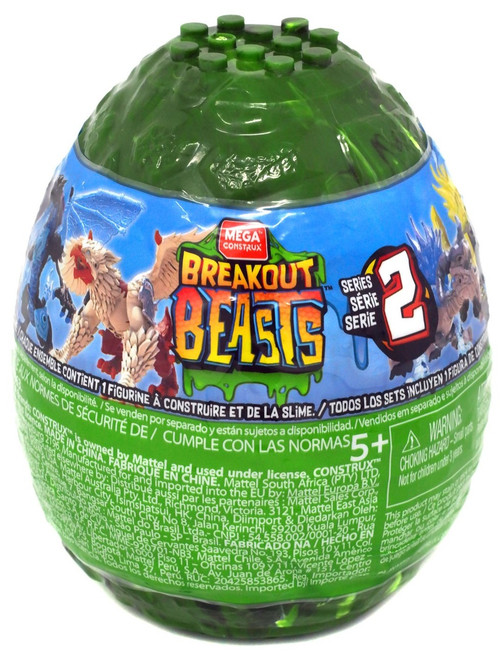 Breakout Beasts Series 2 Slime Egg Mystery Pack