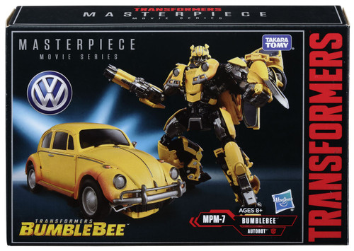 Transformers Masterpiece Movie Series Bumblebee Action Figure MPM-7 [Version 1]