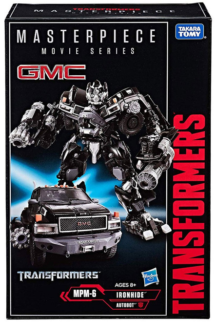 Transformers Masterpiece Movie Series Ironhide Action Figure MPM-6