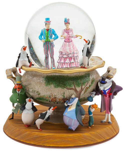 Disney Mary Poppins Returns Exclusive Snow Globe
