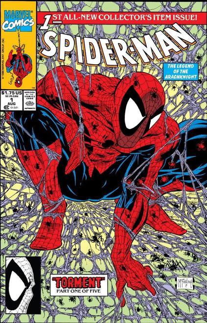 Marvel Comics Spider-Man #1 Comic Book [No Polybag]