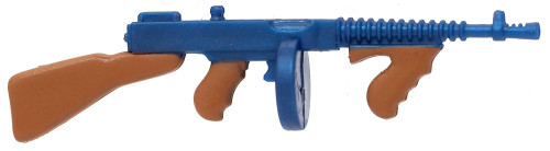 Fortnite Drum Gun 2-Inch Rare Figure Accessory [Blue Loose]