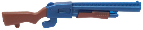 Fortnite Pump Shotgun 2-Inch Rare Figure Accessory [Blue Loose]