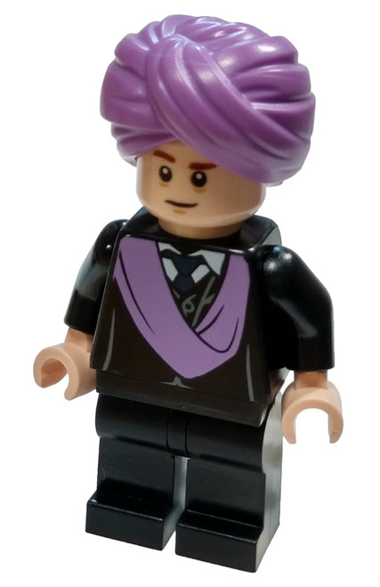 LEGO Harry Potter Professor Quirinus Quirrell Minifigure [Loose]