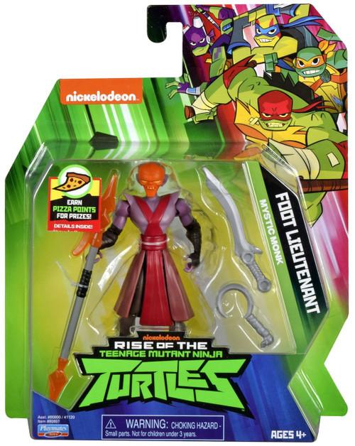 Teenage Mutant Ninja Turtles Nickelodeon Rise of the TMNT Foot Lieutenant Action Figure