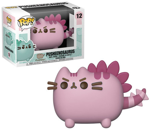 Funko POP! Animation Pusheenosaurus Exclusive Vinyl Figure #12 [Pink]