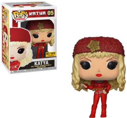 Funko POP! Drag Queens Katya Exclusive Vinyl Figure #05