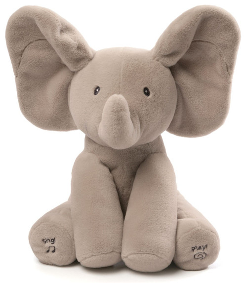 Gund Flappy the Elephant 12-Inch Plush [Animated]