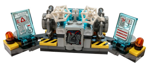 LEGO Marvel Super Heroes Spider-Man Power Generator [Loose]