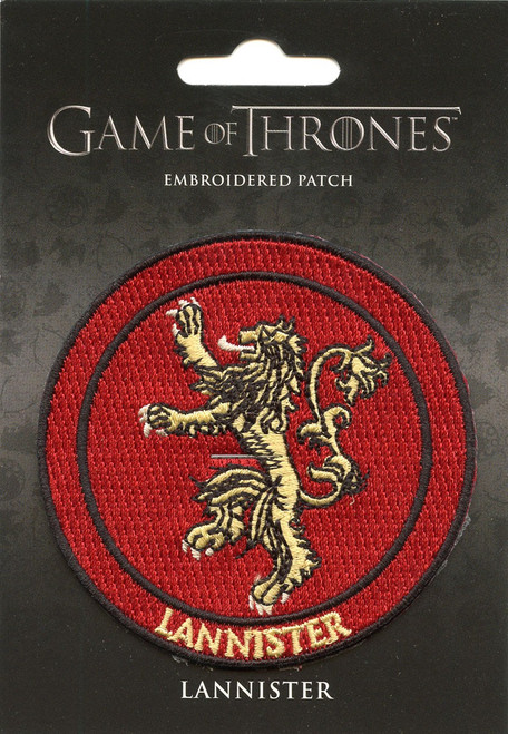 Game of Thrones Lannister Patch