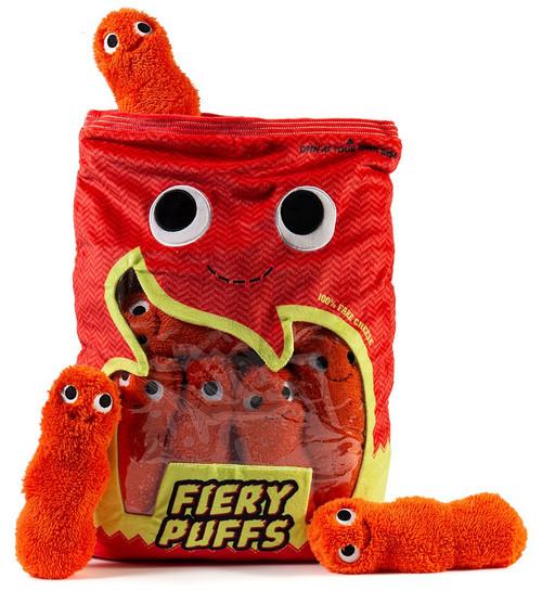 Yummy World Fiery Puffs X-Large Plush (Pre-Order ships September)