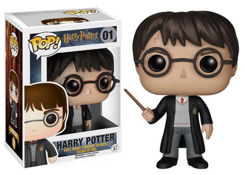 Funko POP! Movies Harry Potter Vinyl Figure #01 [Damaged Package, Mint Figures]
