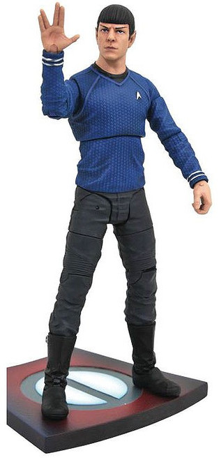 Star Trek Into Darkness Select Spock Action Figure