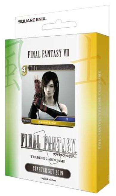 Trading Card Game Final Fantasy VII Starter Deck [2019]