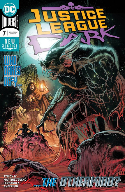 DC Justice League Dark #7 Comic Book