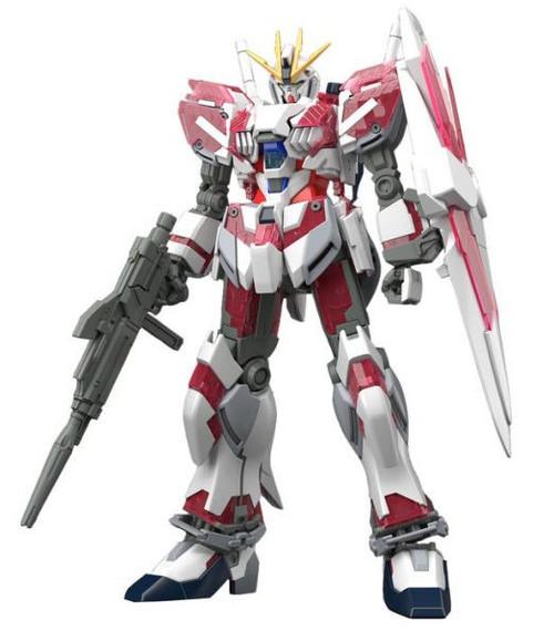 Gundam NT High Grade Universal Century Narrative Gundam C Packs Model Kit #222