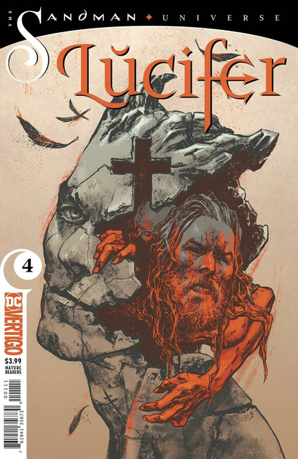 DC Lucifer #4 The Sandman Universe Comic Book