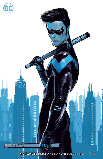 DC Nightwing #56 Comic Book [Schmidt]
