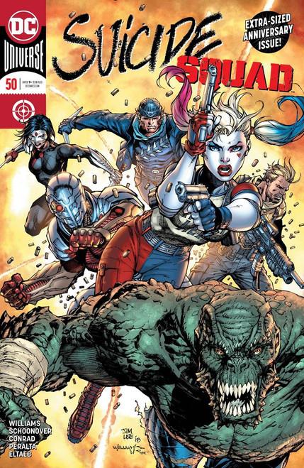 DC Suicide Squad #50 Comic Book