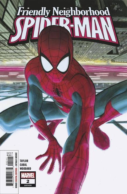 Marvel Friendly Neighborhood Spider-Man #2 Comic Book