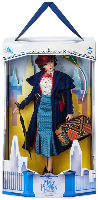 Disney Mary Poppins Returns Limited Edition Mary Poppins Exclusive 16-Inch Doll
