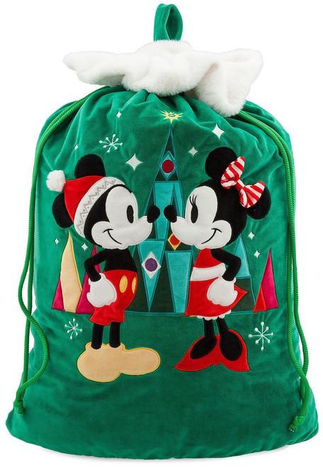 Disney 2018 Holiday Mickey & Minnie Exclusive Sack