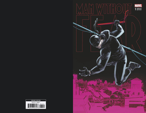 Marvel Comics Man Without Fear #1 Comic Book [Camuncoli Connecting Variant]