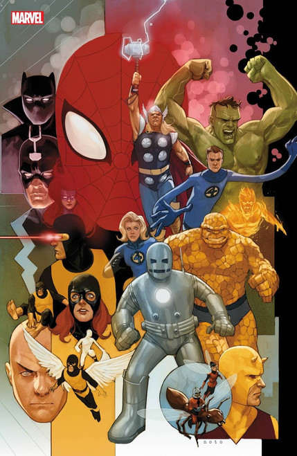 Marvel Comics Avengers #12 Comic Book [Noto Marvel 80th Variant]