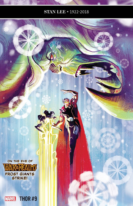 Marvel Comics Thor #9 Comic Book