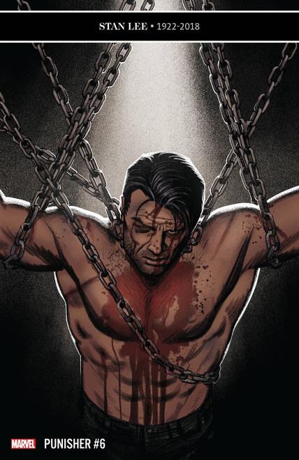 Marvel Comics The Punisher #6 Comic Book