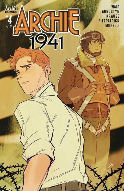 Archie Comic Publications Archie 1941 #4 Comic Book [Cover B]