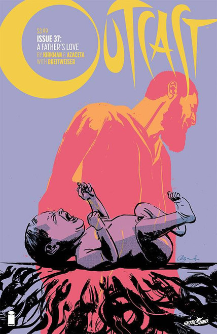 Image Comics Outcast #37 Comic Book