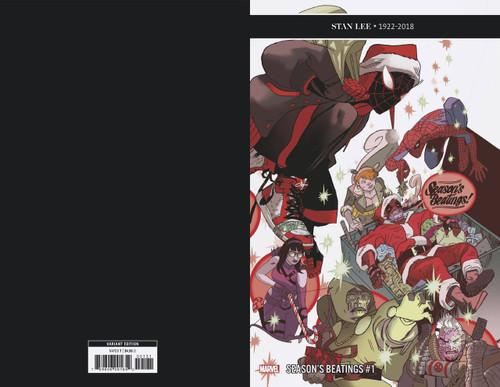 Marvel Comics Seasons Beatings #1 Comic Book [Latour Variant Cover]