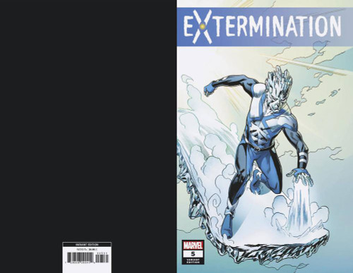 Marvel Comics Extermination #5 of 5 Comic Book [Hawthorne Connecting Variant Cover]