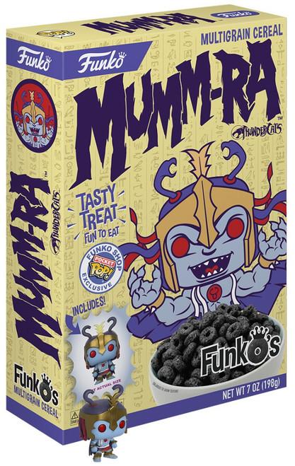 FunkO's Thundercats Mumm-Ra Exclusive Breakfast Cereal
