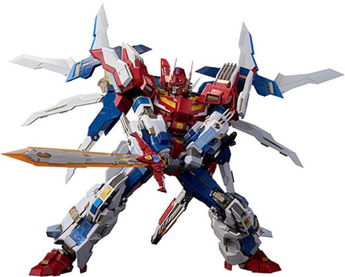 "Transformers Kuro Kara Kuri Star Saber 8.2"" Action Figure #04"