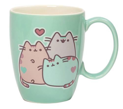 Pusheen Pastel 12 Ounce Ceramic Mug