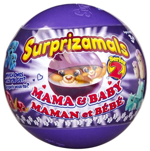 Surprizamals Mama & Baby Series 2 Mystery Pack