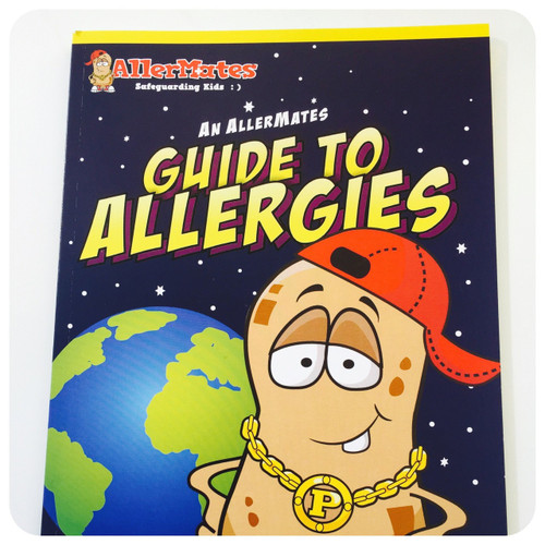 An AllerMates Guide to Allergies Book Book