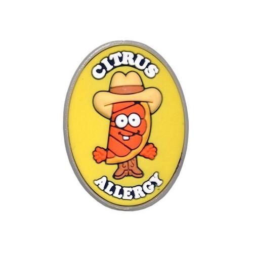AllerMates Citrus Allergy Charm Charm
