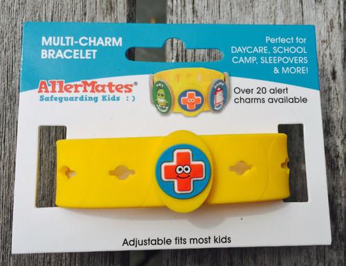 AllerMates New Multi-Allergy Bracelet (Bracelet Only) Bracelet