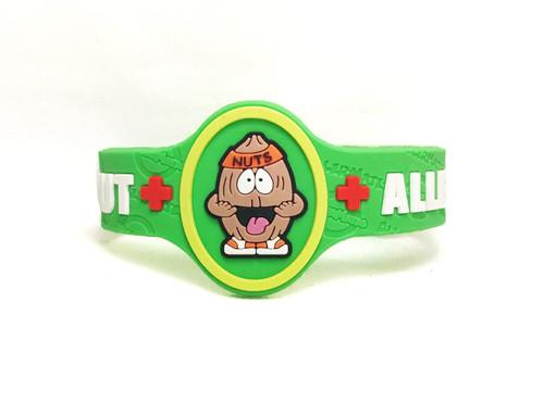 AllerMates Tree Nut Allergy Bracelet Bracelet