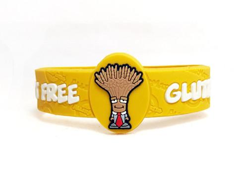 AllerMates Gluten Awareness Bracelet Bracelet