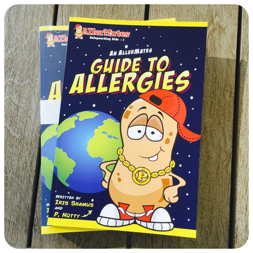 An AllerMates Guide to Allergies 10-Pack Book
